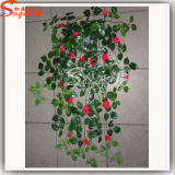 Fiori artificiali dell'EDERA per la parete o la decorazione del negozio