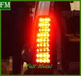 Accoppiamenti 2007-2015 della radura di nerofumo del freno del Suzuki Jimny LED
