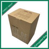 Rectángulo de empaquetado de empaquetado del papel del rectángulo de regalo del precio al por mayor