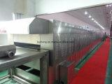 O Ce do KH aprovou a linha de produção máquinas do bolo do rolo suíço