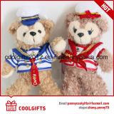 La peluche molle Keychain dell'orso dell'orsacchiotto farcita commercio all'ingrosso gioca i regali per gli amanti