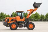 Machine de construction chargeur de roue de frontal de 3 tonnes mini petit avec le certificat de la CE