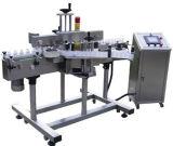 Máquina de etiquetado plana de doble cara farmacéutica de la botella
