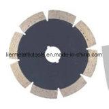 Le diamant de découpage de pierres sèches scie le disque de lame
