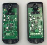 Fotocélula sin hilos del sensor de la viga de la seguridad para la puerta automática 12-24V de la puerta