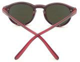 Óculos de sol novos da qualidade do projeto Fnp162217 com vidros de Sun Integrated da lente