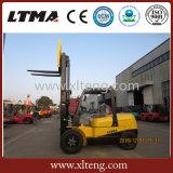 Carrello elevatore di maneggio del materiale 5 tonnellate un carrello elevatore a forcale diesel da 7 tonnellate per la selezione di UR