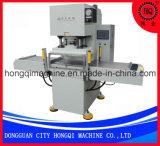 Máquina de perfuração de posição de trabalho dupla