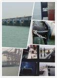 Pilha do pára-choque para a construção portuária 500h do projeto da doca, 630h