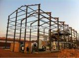 Edifício de aço do armazém da grande extensão para o edifício do armazém