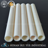 Allumina di ceramica su ordinazione 99.5/99.7 tubi
