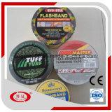 1.5mm 알루미늄 호일 자동 접착 가연 광물 밀봉 또는 번쩍이는 테이프