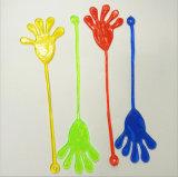 Manos pegajosas mezcladas del color TPR de los juguetes pegajosos al por mayor para el regalo del partido de Chindren