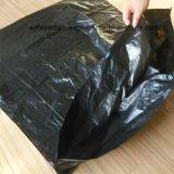 LDPE Broodje Ingepakte Plastic Vuilniszak met het Koord van pp