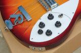 Guitare électrique de type de Riken de musique de Hanhai/12 chaînes de caractères