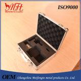 Резцовая коробка Z-001 случая таможни выбивая алюминиевая трудная