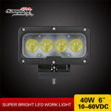 indicatori luminosi fuori strada del lavoro del fascio di punto 40W LED LED