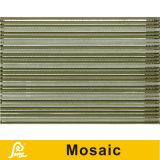 Mosaico horizontal caliente del vidrio cristalino de la mezcla de la venta 8m m para la serie del horizonte de la decoración de la pared (horizonte S D05/D06/D07/D08)