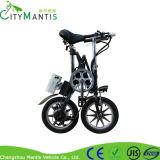 リチウム電池が付いている14インチの折るEバイク