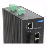 Interruttore ottico Port del supporto di Dinrail di 8 megabit