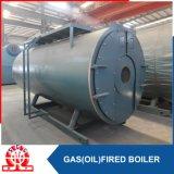 Промышленные горизонтальные газ 4.2MW-0.7MPa и масло - ый боилер горячей воды