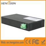 2 1 de rede do gigabit da fibra interruptor portuário do Ethernet e