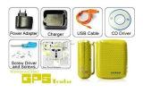Mini GPS traqueur de l'animal familier personnel avec le SOS et la communication vocale