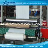 Maquinaria de sopro da película de alta velocidade do LDPE