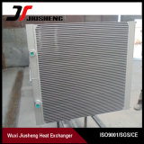 Post-refroidisseur de compresseur d'ailette de plaque de haute performance pour Sullair