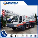 Zoomlion Qy12D 12トンのトラッククレーン