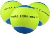 Durable Rubber Soft Pet Tennis Ball Pet Paw Claw Dog Toy Ball
