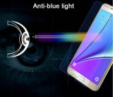 Protetor claro Anti-Azul personalizado venda por atacado da tela do vidro Tempered da embalagem de papel para a nota 5 da galáxia de Samsung