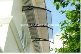 El Gazebo moderno de DIY acorcheta los toldos retractables de la ventana plástica del pabellón del material de construcción
