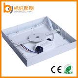 superfície quadrada lâmpada de painel leve montada do teto do diodo emissor de luz 18W (alumínio de AC85-265V, garantia 3years de fundição)