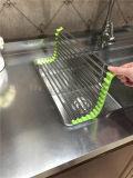 Compartiment industriel moderne de cuisine d'acier inoxydable de type