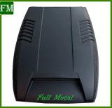 Tampa preta Matte da capa do motor para a guarda florestal 2012+ de Ford