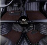 Tapis de Leatherette de PVC du couvre-tapis 3D de véhicule avec XPE