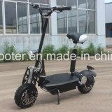 セリウム48V 1600W 2000W Evo 2の車輪のFoldable電気スクーター