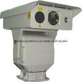 cámara multi usada de la toma de imágenes térmica del sensor del rango largo del acceso de aire del 12km (SHR-WHLV3020ATIR185R)