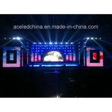 Équipement de scène Panneau intérieur en plein écran P3 P6 LED Mur vidéo Mur P6 Affichage LED