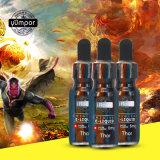 Eliquid superior de la mezcla mezclada seleccionada nicotina Ejuice de la pureza elevada para Rta Rdta