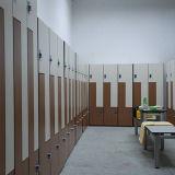 4 verwendete Schule-Schließfächer der Reihe-8 Fächer für Verkauf