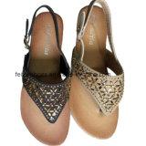 2017 beiläufige Schuhe der neuesten Art-Dame, die Nizza Sandelholze (JH1209-2, bohren)