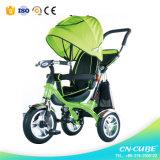 Tricycle bon marché populaire de 2016 de bébé gosses de poussette