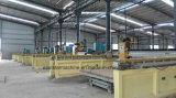 Maquinaria PLC-1400 del corte del laser del bloque de la piedra del mármol/del granito