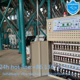 Weizen-Getreidemühle-Maschine China für 80t