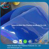 일반적인 온도 부드럽게 불투명한 파란 플라스틱 비닐 지구 커튼 문