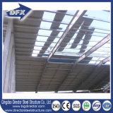 Taller de la vertiente del almacén de la estructura de acero del surtidor de China con bajo costo