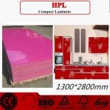 높은 광택 있는 HPL 합판 제품