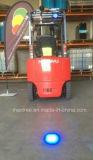 Luz de advertência do armazém do ponto do ponto claro de segurança do Forklift do diodo emissor de luz